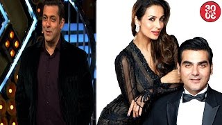 Salman to Be Seen In A Double Role | Malaika Says Arbaaz Will Always Be Family