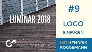 Luminar 2018 deutsch - #9 Logo einfügen