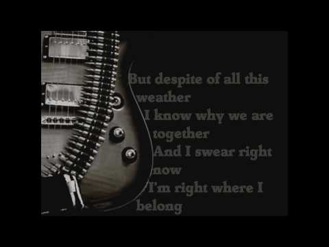 3 Doors Down – Right Where I Belong