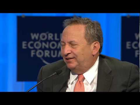 Davos Annual Meeting 2010 - Global Economic Outlook