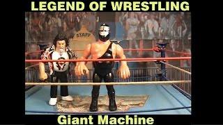 Giant Machine - WWF Hasbro Custom Wrestling Figure