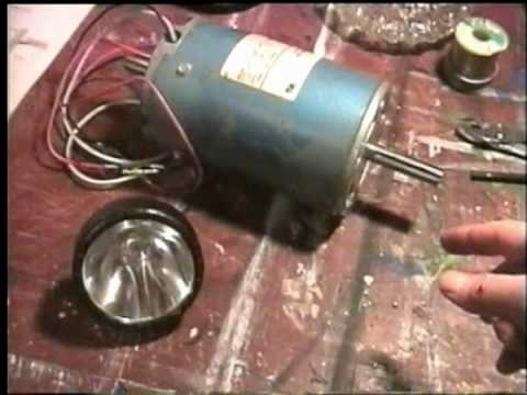 Simple Homemade Generator for Beginners - YouTube