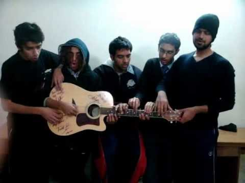 Somebody i used to know (Walk off the Earth Parody) By 2K11, Nust Business School.wmv Music Videos