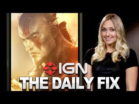 God of War: Ascension & Gran Turismo Details! - IGN Daily Fix 06.14.12