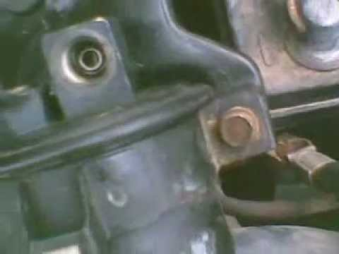 honda accord fuel filter replacement youtube