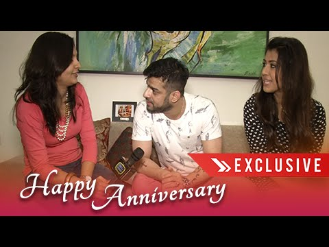 Interview: Karan Patel & Ankita's First Anniversary Celebration With Tellymasala | Exclusive
