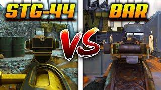 STG-44 VS. BAR - Which Is BETTER? (COD WW2 GAMEPLAY) GUN VS. GUN EP. 2 #R3D