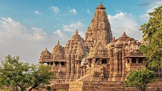 Khajuraho - The Temple of Love - Ancient India - Documentary -  Sculptures of Madhya Pradesh