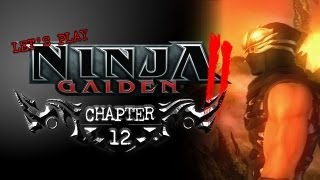 Ninja Gaiden 2 - CH12 [Master Ninja] (All Weapons)