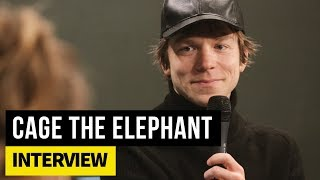 "Cage the Elephant's Matt Shultz on their new album ""Social Cues,"" and their upcoming tour with Beck"