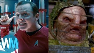 Top 10 Actors in Both Star Wars and Star Trek