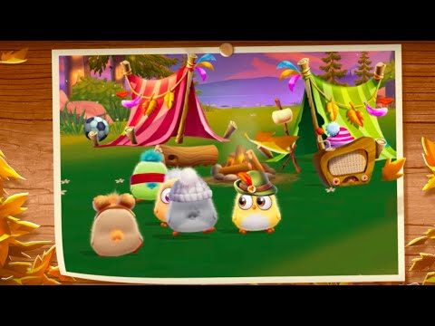 Angry Birds Match Official Happy Thanksgiving Trailer