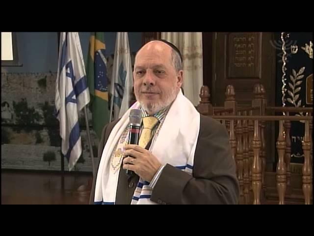 Parashá Nôach Rosh Jorge Rocha 5775 2014