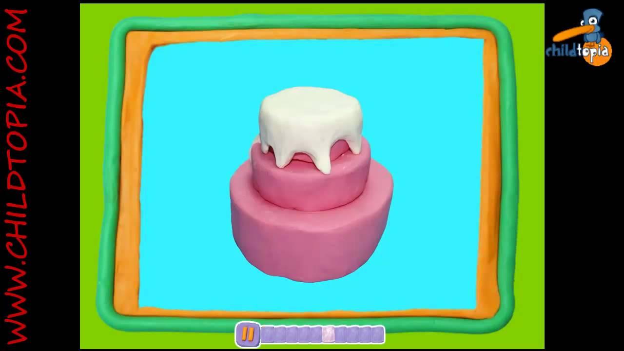 Video's van Manualidades con plastilina videos de play