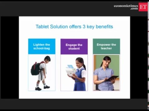 Tablets for Education - How schools in India are benefiting