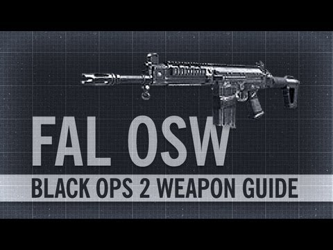 FAL OSW : Black Ops 2 Weapon Guide & Gun Review
