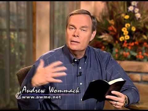 Andrew Wommack: Spirit, Soul, Body - Week 5 - Session 3