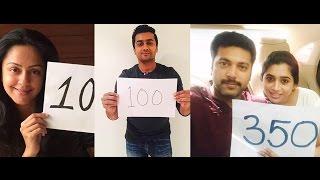 Surya, Jyothika and Jayam Ravi to help the needy through 'Chennai Gives' campaign