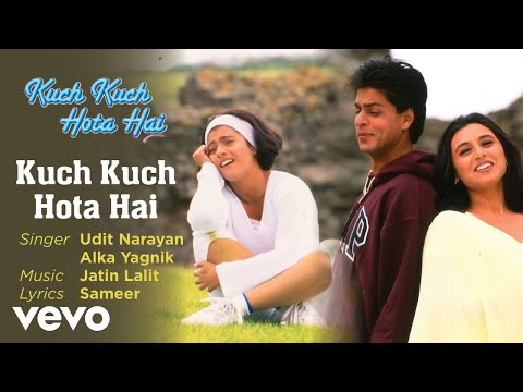 Kuch Kuch Hota Hai - Official Audio Song | Udit Narayan | Alka Yagnik| Jatin Lalit