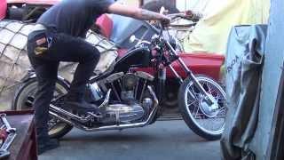 1961 XLCH Ironhead R&R #198 Motor Rebuild Overhaul Harley Sportster