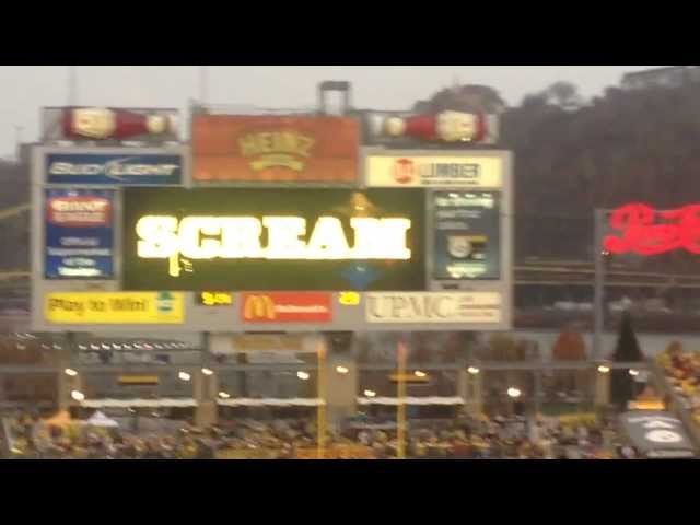 """Renegade"" Pittsburgh Steelers 2013 Heinz Field Pittsburgh, PA November 17, 2013"