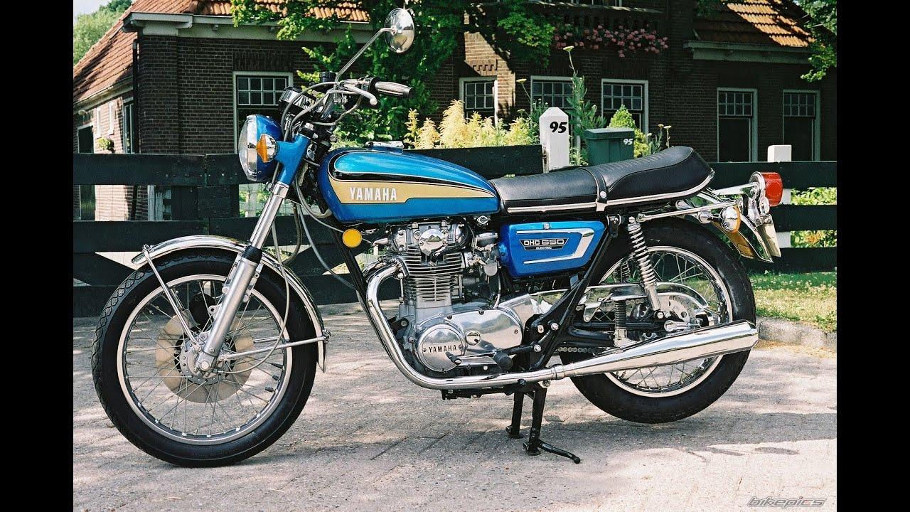 Rare Yamaha Motorcycle Parts