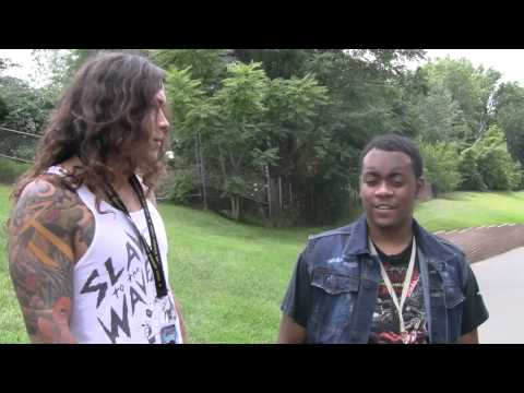 Mayhem Festival Interview - As I Lay Dying