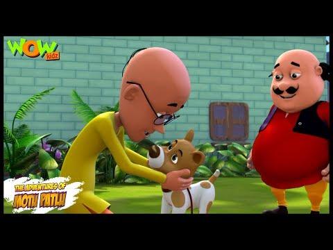 Motu ka doggy - Motu Patlu in Hindi - 3D Animation Cartoon - As on Nickelodeon thumbnail