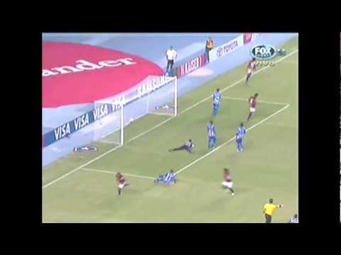 Copa Libertadores: Flamengo 1-0 Emelec 08/03/2012