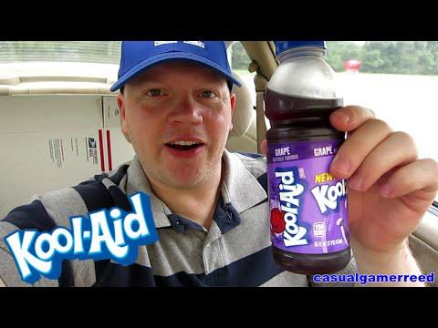 Reed Reviews Grape Kool-Aid In 16 oz Bottle