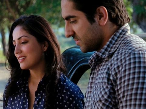 Ayushmann Khurrana Dating Yami Gautam - Vicky Donor video