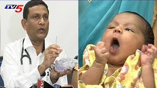 Care Hospital Doctors Successful Scientific Treatment to Baby inside the Womb | Hyderabad