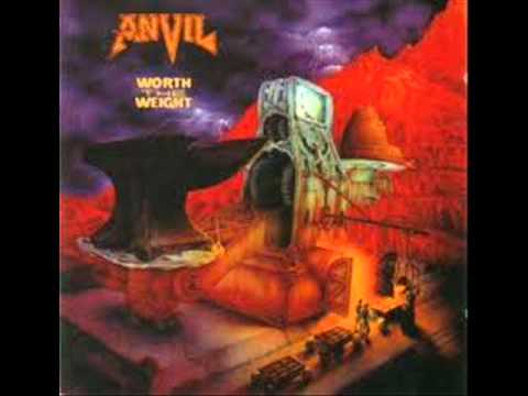 Anvil - Sins Of The Flesh