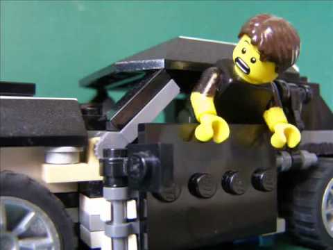 Lego Shorts- Knight Rider video