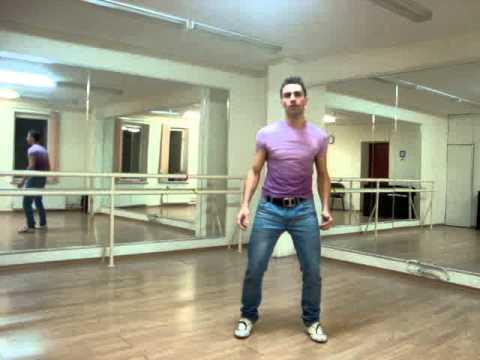 Уроки танцев для парней - видео