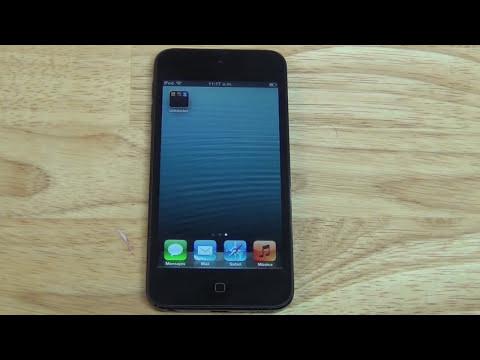 Unboxing iPod Touch (2012) quinta generación primeras impresiones -Desempaquetado.