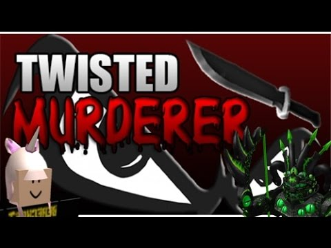 The FGN Crew Plays: Roblox - Twisted Murderer Bere & Blockhead (PC)