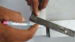 Aluminium working tools gunia {try square}