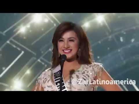 Miss Guatemala Universe 2015 Jeimmy Aburto full performance HD