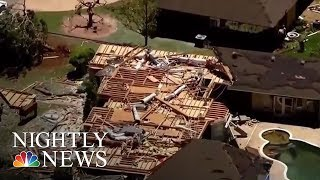31 Million Under Midwest Severe Weather Threat | NBC Nightly News