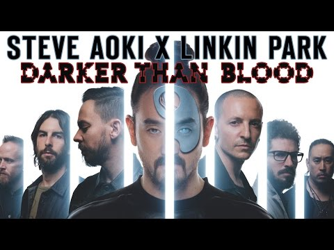 Steve Aoki featuring Linkin Park - Darker Than Blood (Periscope Preview)