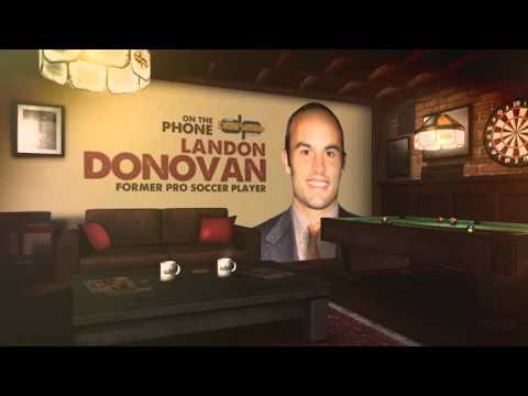 Landon Donovan on Jürgen Klinsmann 03/29/2016