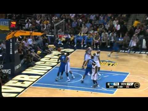 NBA Dallas Mavericks Vs Denver Nuggets Highlights Mar 19, 2012 Game Recap