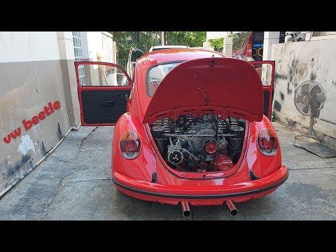รถเต่าแอบซิ่ง volkswagen vw beetle เนียนหล่อมากๆ : รถซิ่งไทยแลนด์