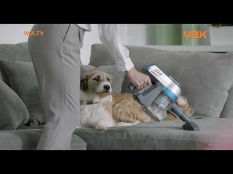 Vax Cordless Slim Vac - TV ad £139.96