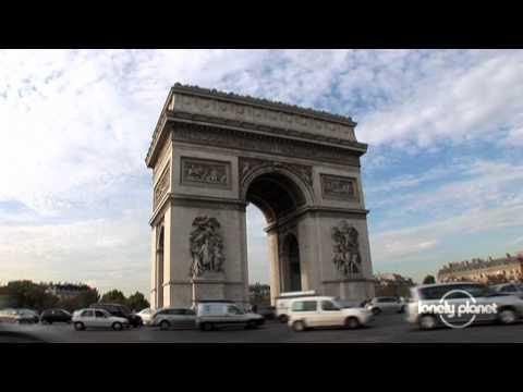 The Arc de Triomphe – Paris ...