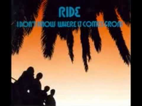 Ride - I Don&#039;t Know Where It Comes From (Apollo 11 remix)