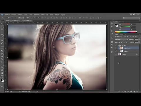 Efecto DRUMM (PROFESIONAL) | Tutorial photoshop @Mrtecno