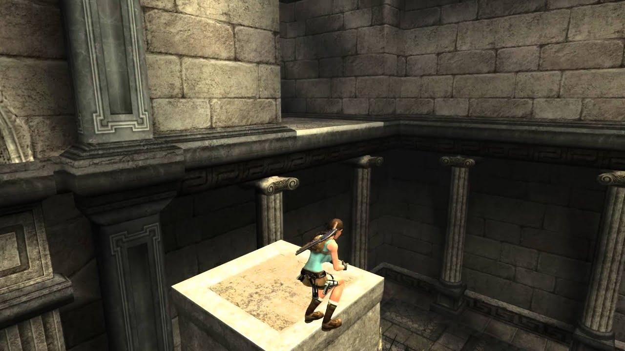 Lets play tomb raider: anniversary (deutsch) #29 sterben hoch 10