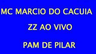 RAP DO CACUIA PAM DE PILAR AO VIVO